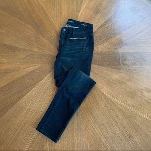 Vigoss women's Jagger Skinny Jeans Black 27